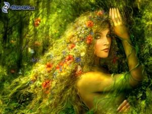 vila-v-lese,-kvety,-vlasy,-motyle-152274